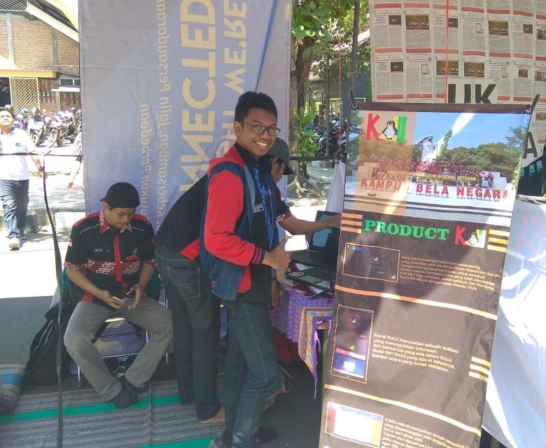 EXPO Kampus UKM dan KOMUNITAS
