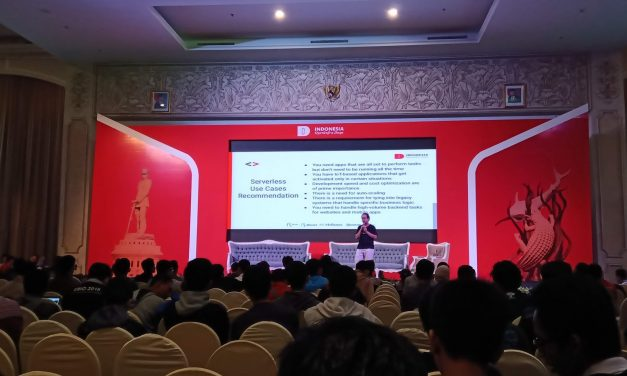 Indonesia Open Infrastructure Day 2019